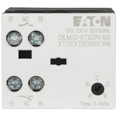 Eaton - Cutler Hammer XTCEXTED10C11B