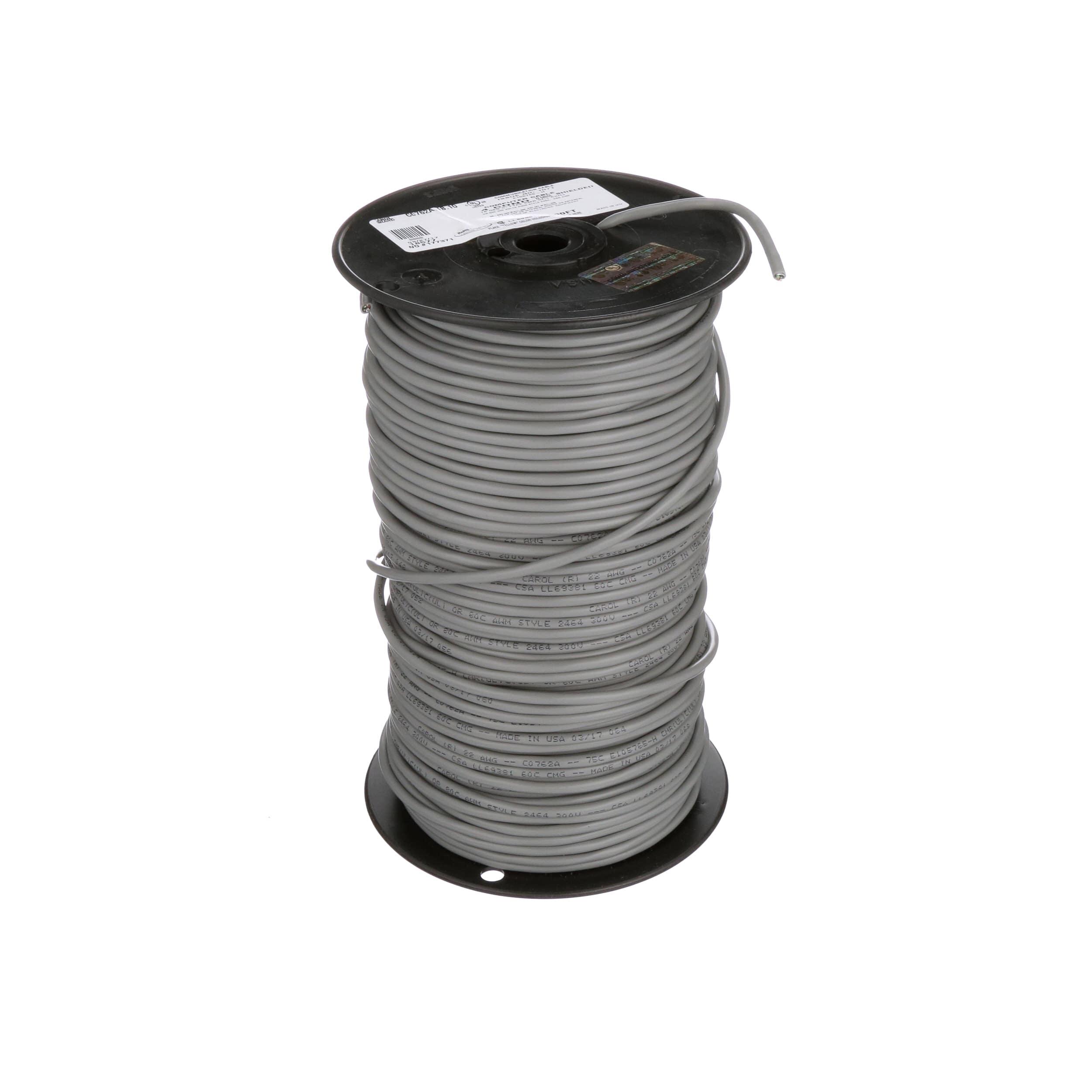 Carol Brand / General Cable - C0762A.18.10 - MULTI-CONDUCTOR; 4COND ...