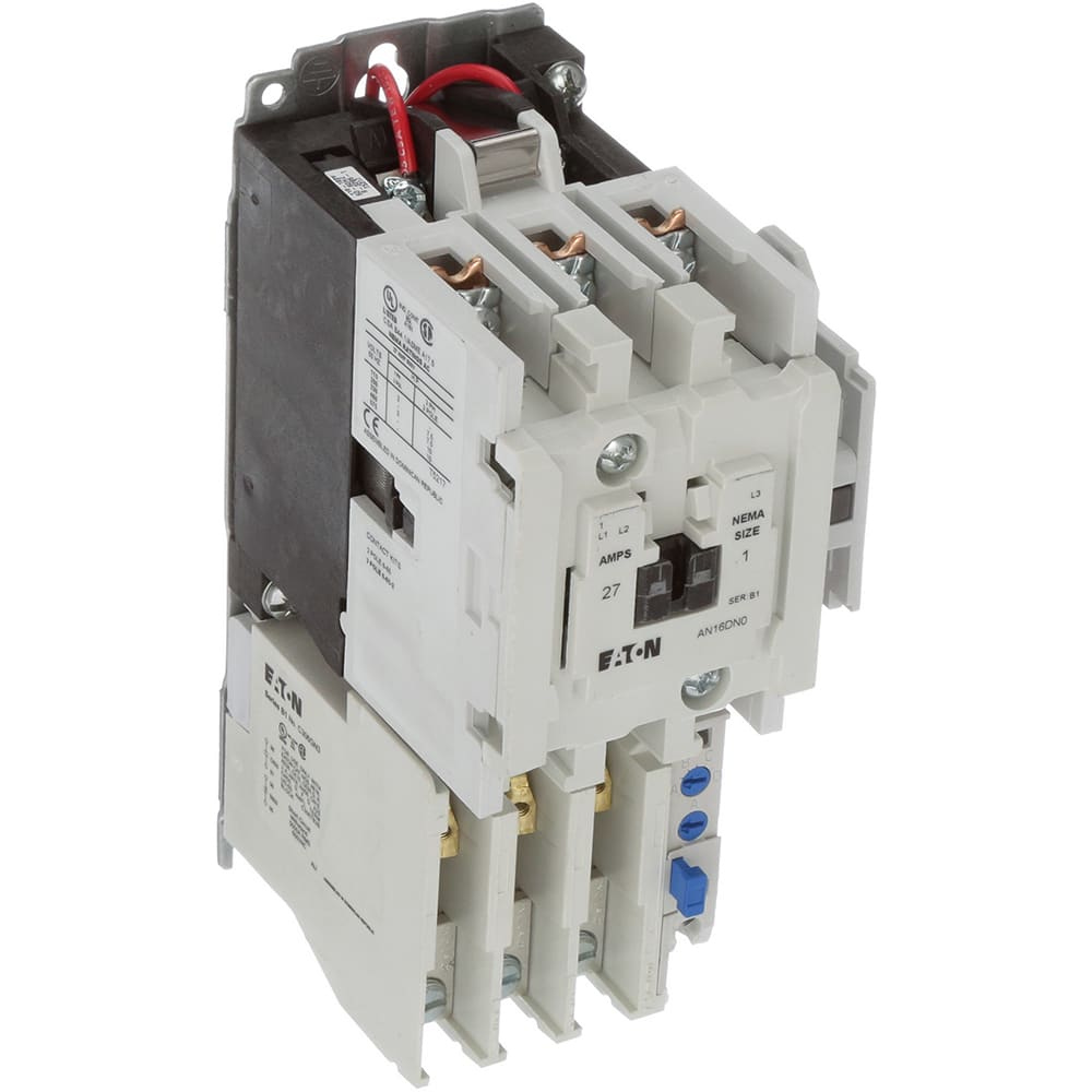 Understanding A Size Contactor Wiring on lighting contactor, electrical contactor, 3 phase contactor,