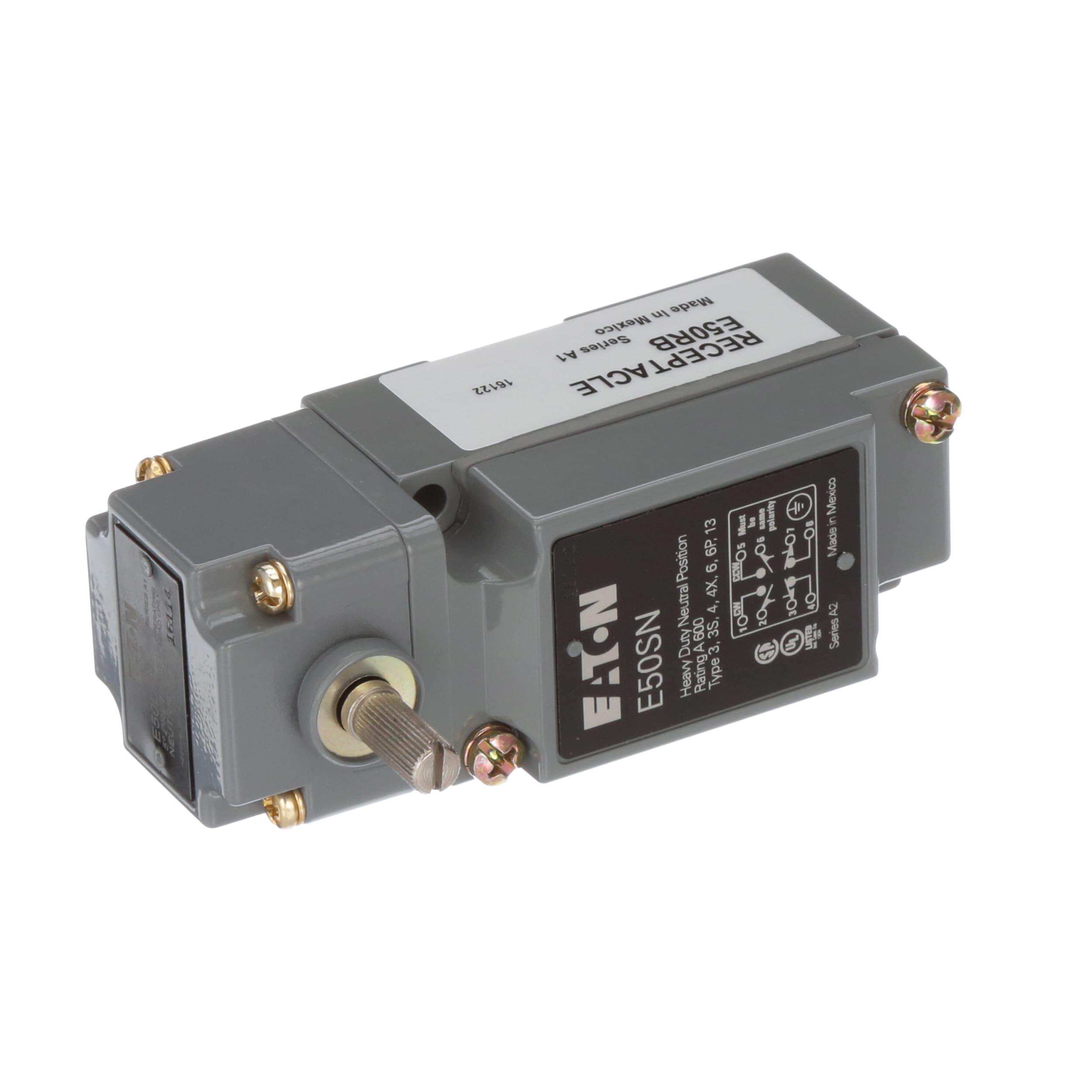 Eaton - Cutler Hammer - E50NN1 - E50 Heavy Duty Limit Switch ...