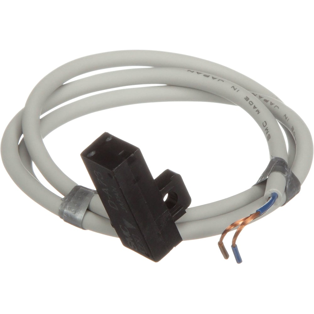 Smc Corporation D A73 Sensor Reed Switch Rail Mount Grommet Switches And Hall Effect Sensors Connection For Cq2 Ncq2 Mh Cylinders Allied Electronics Automation