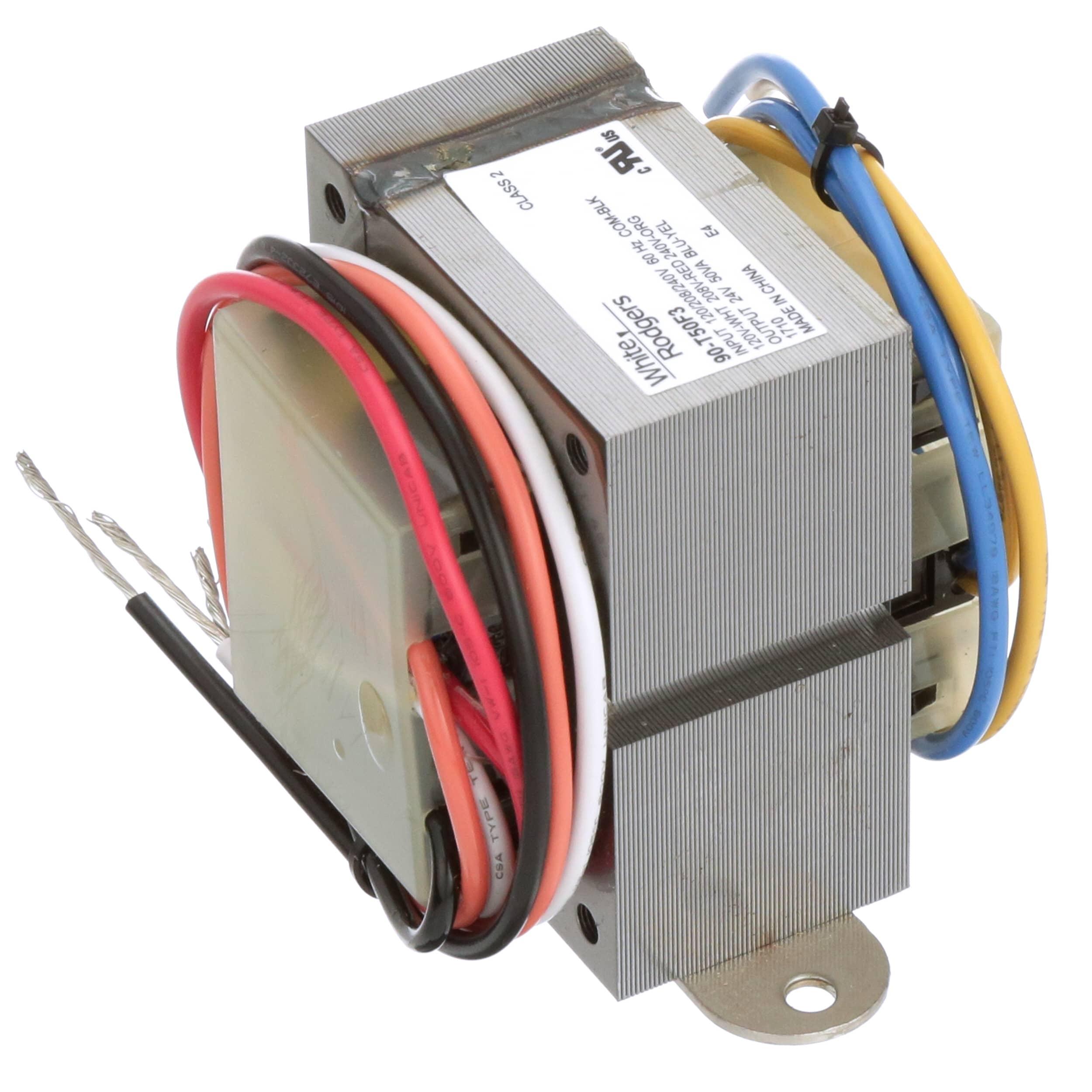 Details About 24 Volt Hvac Control Circuit Transformer 40 Va Class 2