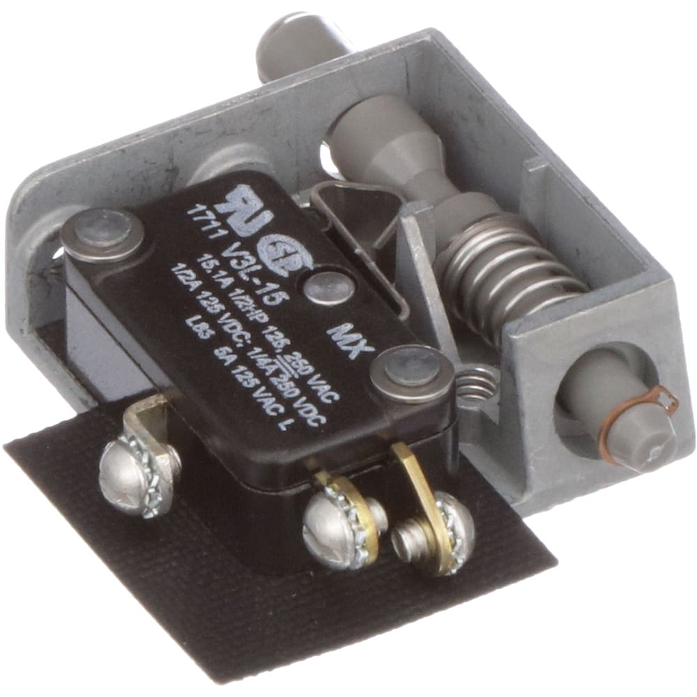 Honeywell 22ac2 Door Interlock Switch Spdt Rod Actuator 15 12 Volt Nonilluminated On Off Toggle Black 1 Pc Amps Screw Termination Allied Electronics Automation