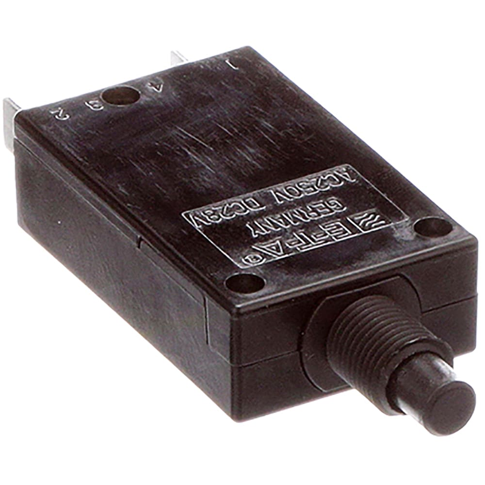 E T A Circuit Protection And Control 2 5700 Ig1 P10 Dd 20a Relay Seal In Breaker 20 250 Vacfrasl 28 Vdc 3000 100 Megohms Min 035