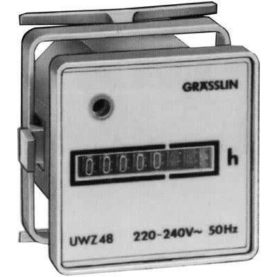 Grasslin By Intermatic Uwz48e 120u Panel Meter Hour E Mech
