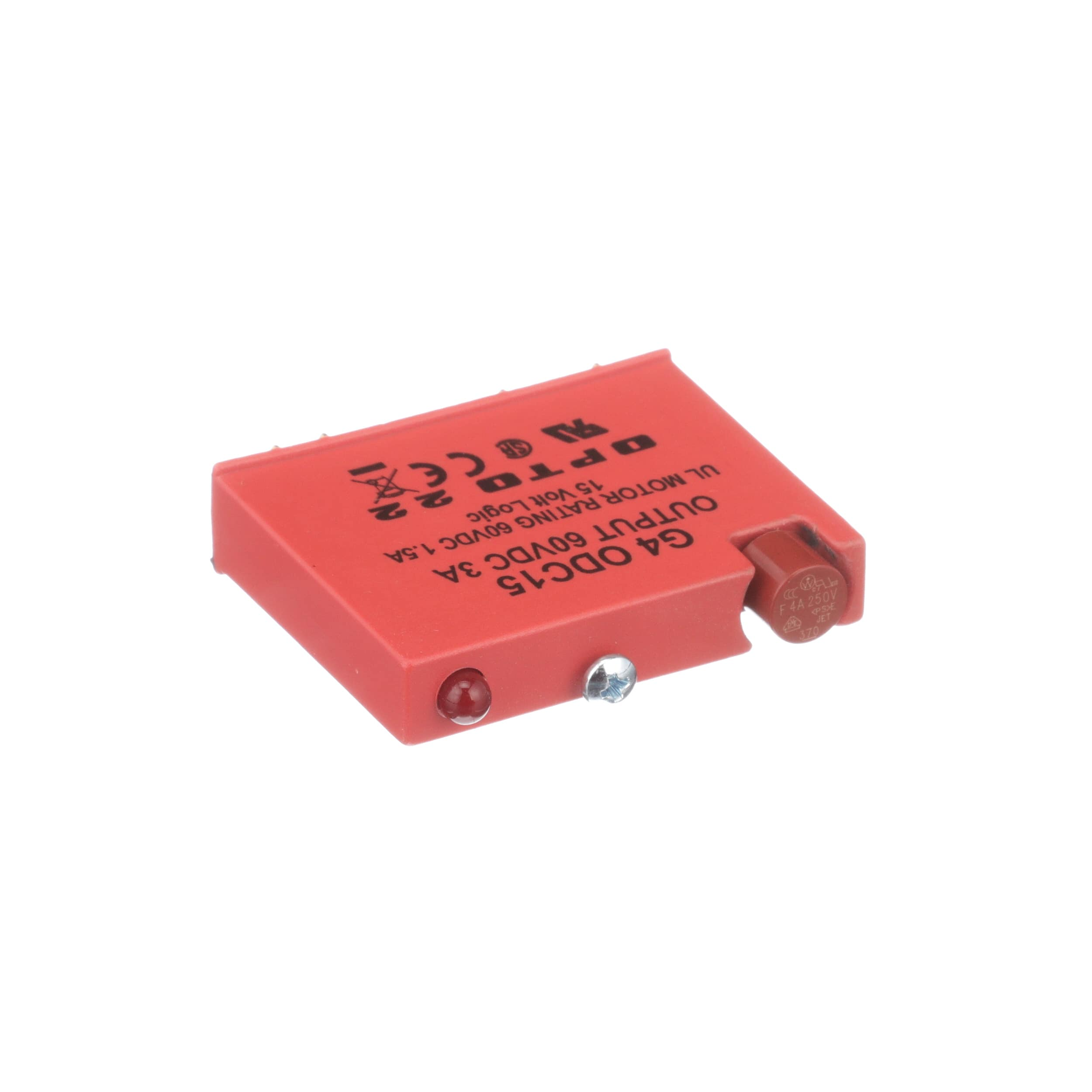 Opto 22 G4odc15 Plc I O Module G4 3 A 5 60 V Dc 488x 122 X Solid State Relay Z240d10 411 Mm Allied Electronics Automation