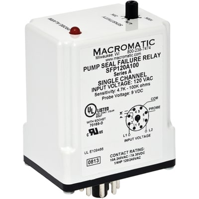SFP120A100 Macromatic Alternating Relay Wiring on
