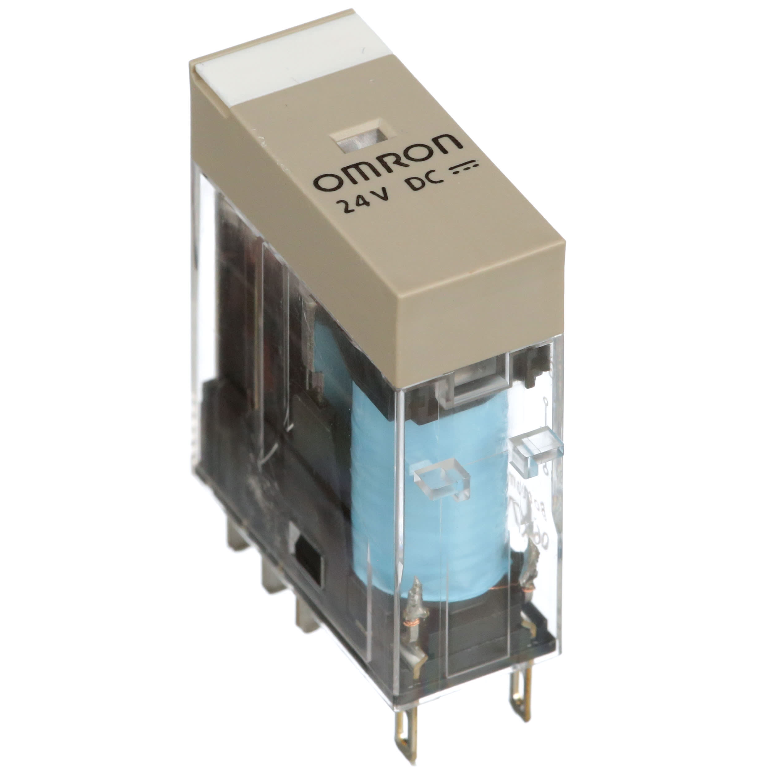 Omron Automation G2r2sdc24s Plug Inrelay 2 Pole 5a 24vdc Relay Spdt 12v Diode Mech Operation Indicator And Nameplate Allied Electronics