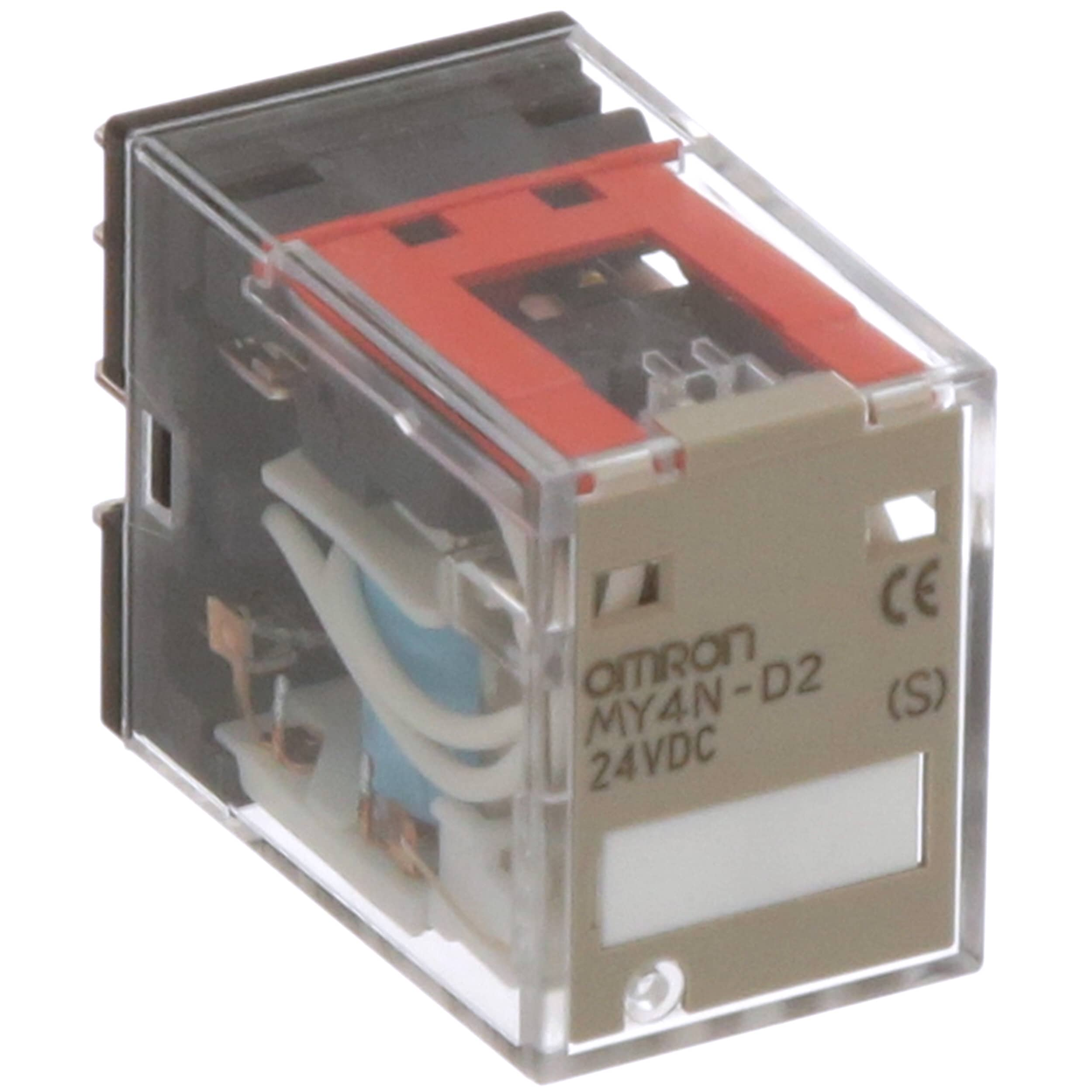 Omron Automation My4nd2dc24s Miniature Power Relays 5a 4pdt Dpdt Latching Relay 12vdc 240vac 125vdc Socket Mount Blade Terminal Allied Electronics
