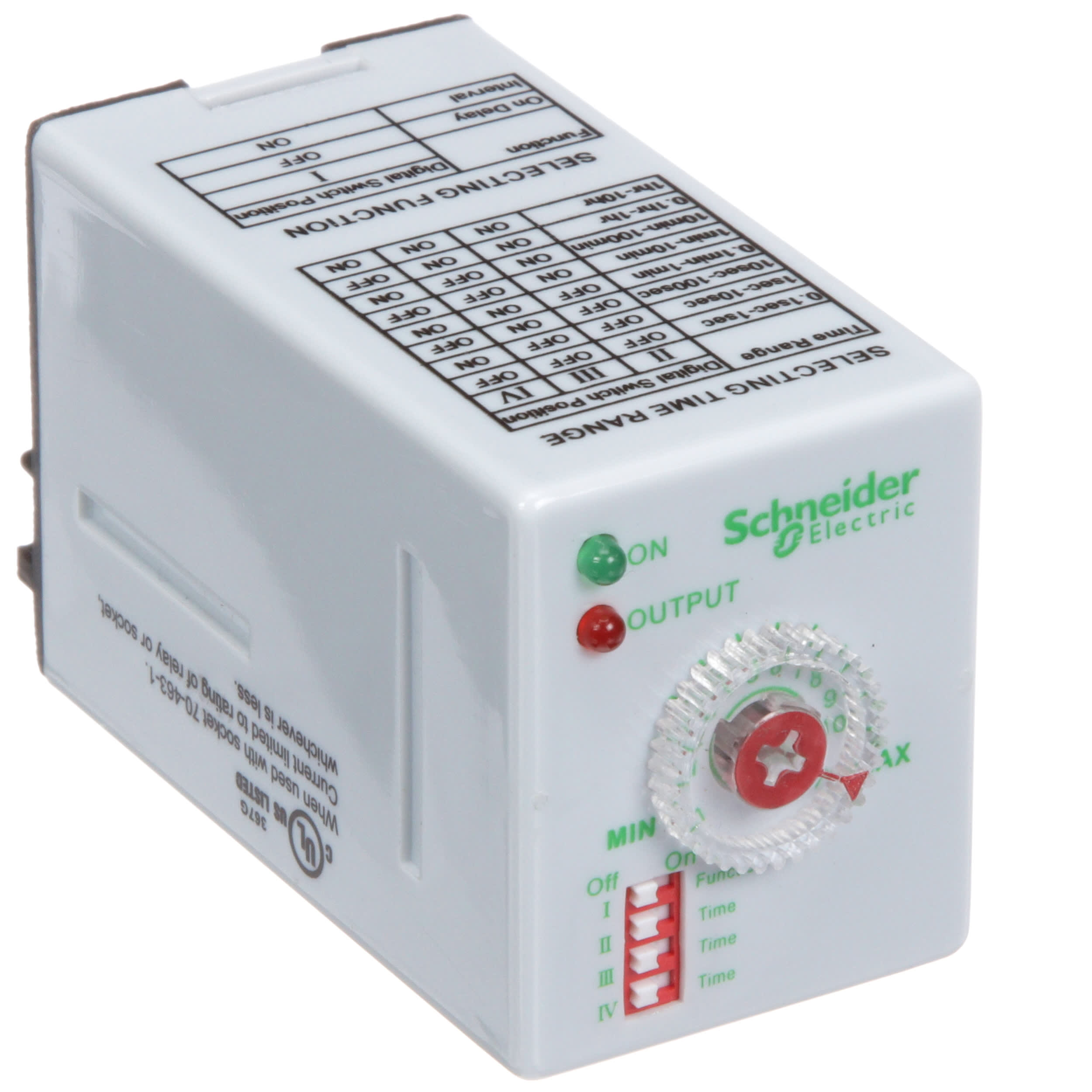 Schneider Electric Legacy Relays Tdrsoxb 120v Relay E Mech Vdc Dip Reed All Electronics Corp Timing On Delay Dpdt Cur Rtg 12a Ctrl V 120ac Dc Blade 8 Pin Allied