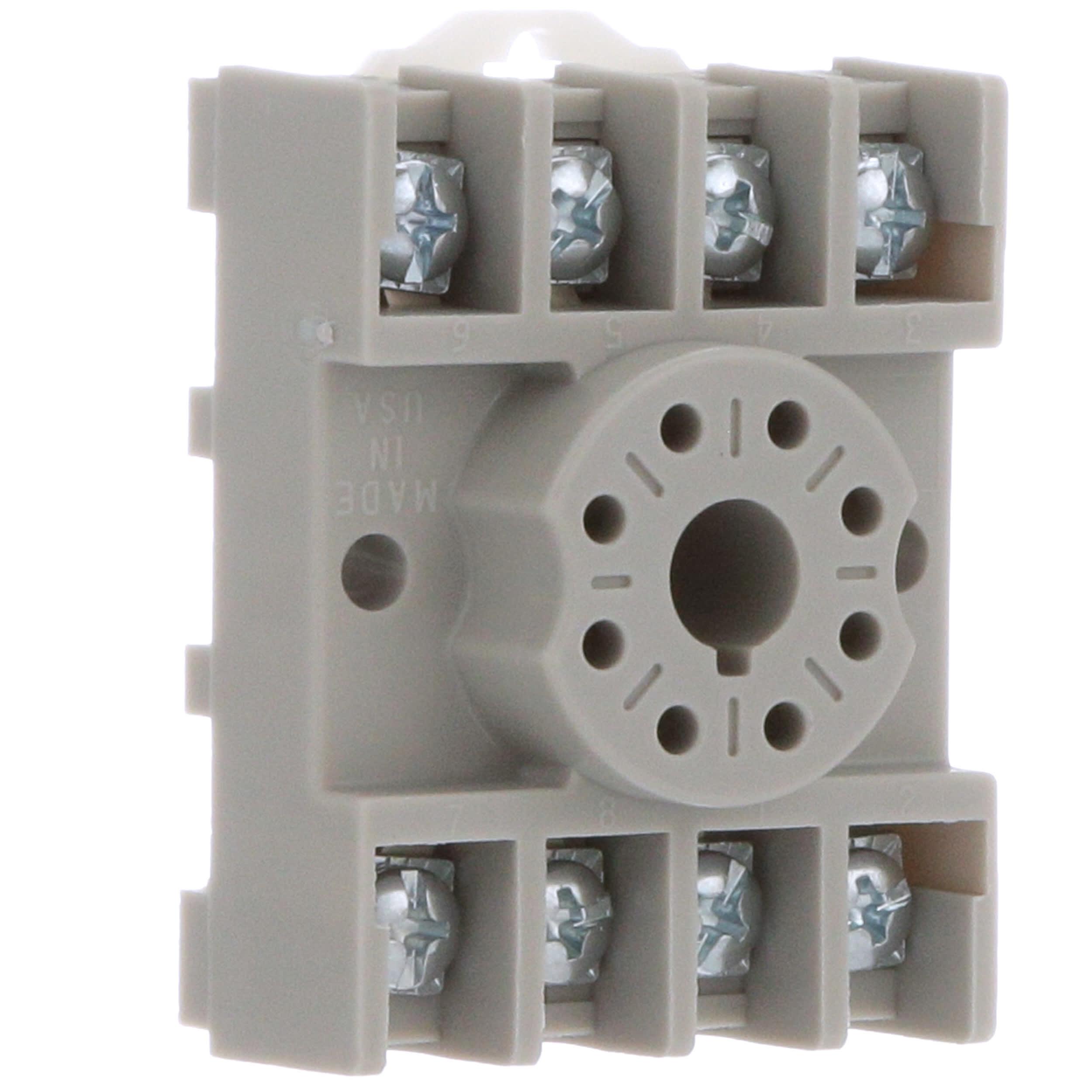 8 Pin Octal Socket Relay Wiring Diagram. . Wiring Diagram Dayton Kd Motor Wiring Schematic on