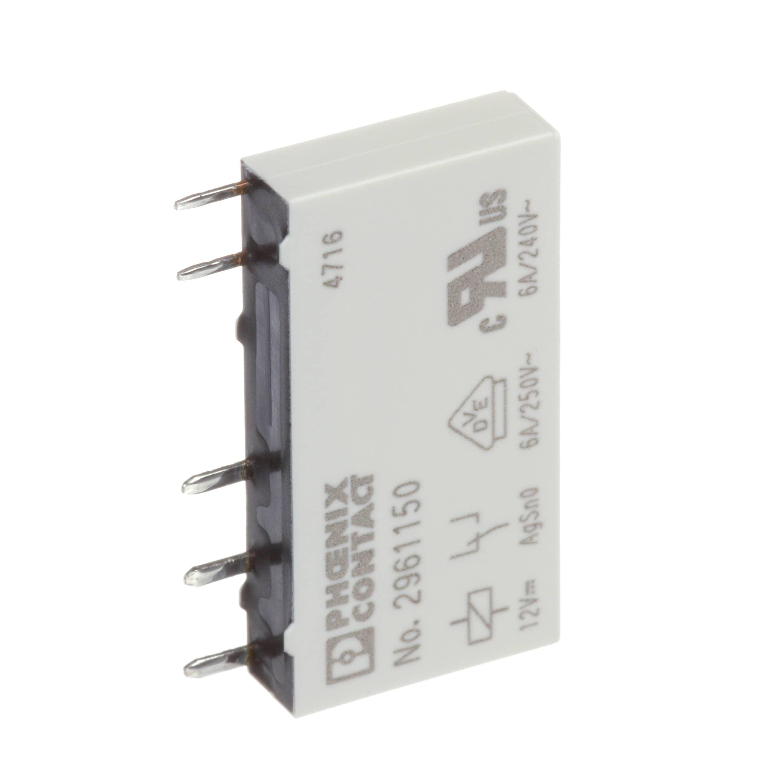 Relay Circuit 5 Pin