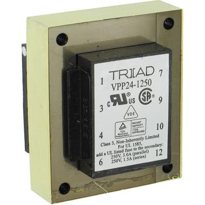 Triad Magnetics - VPP24-1250 - Transformer
