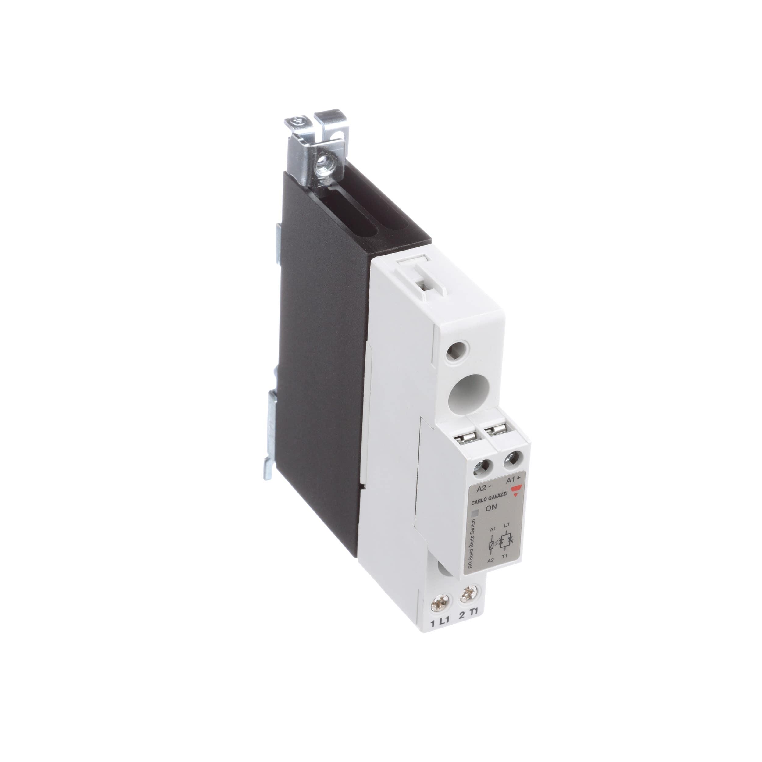 Carlo Gavazzi Inc Rgc1a60d15kgu Contactor Solid State Single Relay Canada Pole 4 32vdc Control 20aac 36 660vac Line Allied Electronics Automation
