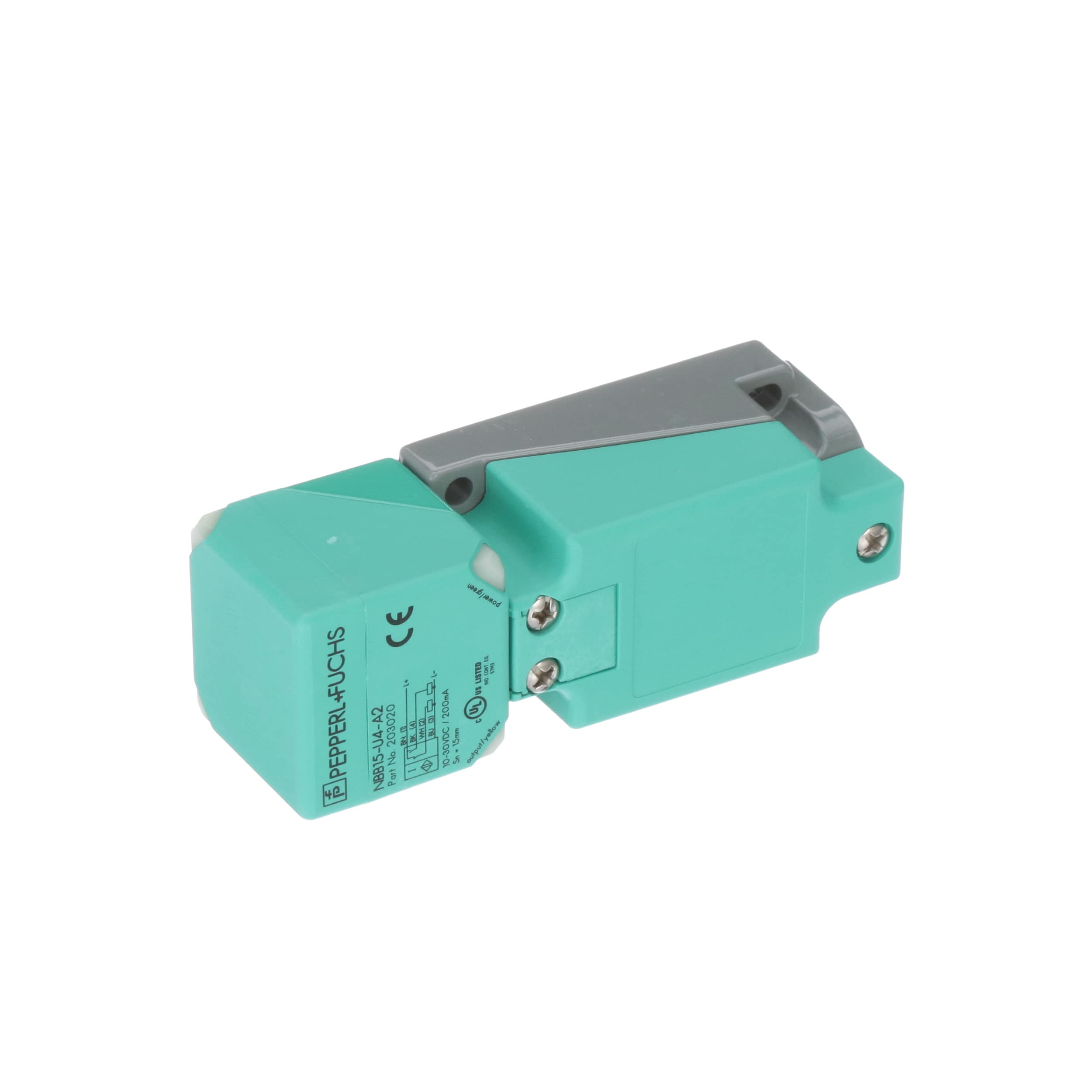 Pepperl+Fuchs Factory Automation - NBB15-U4-A2 - Proximity Sensor ...