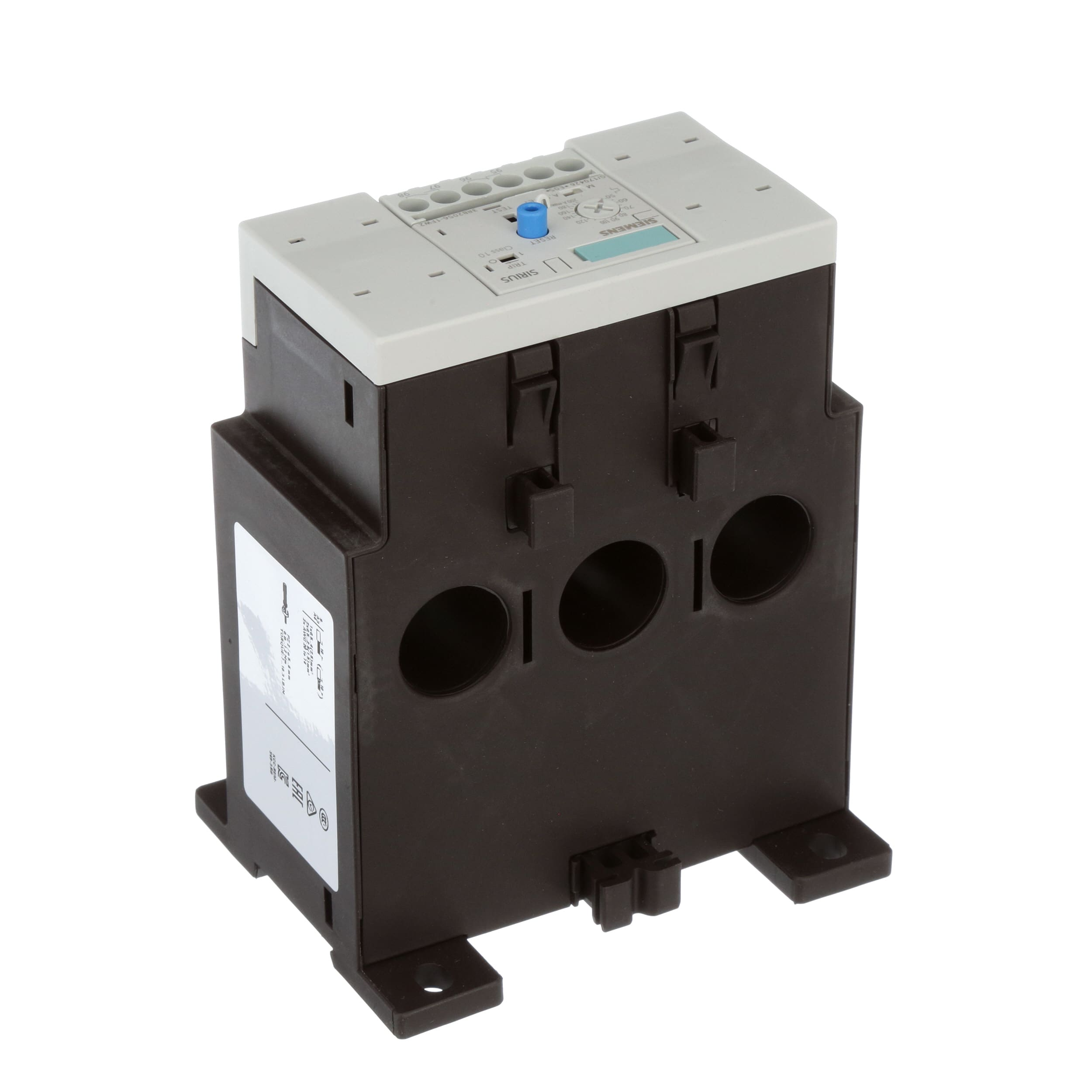 Siemens 3rb2056 1fw2 Overload Relay Ssr Sz S6 3 P 50 200a Driving Lights Wiring Diagram Class 10 Screw Conn Manual Auto Reset Ip20 Allied Electronics Automation