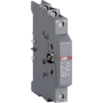 VE5-2 Abb Contactor Wiring Diagram on