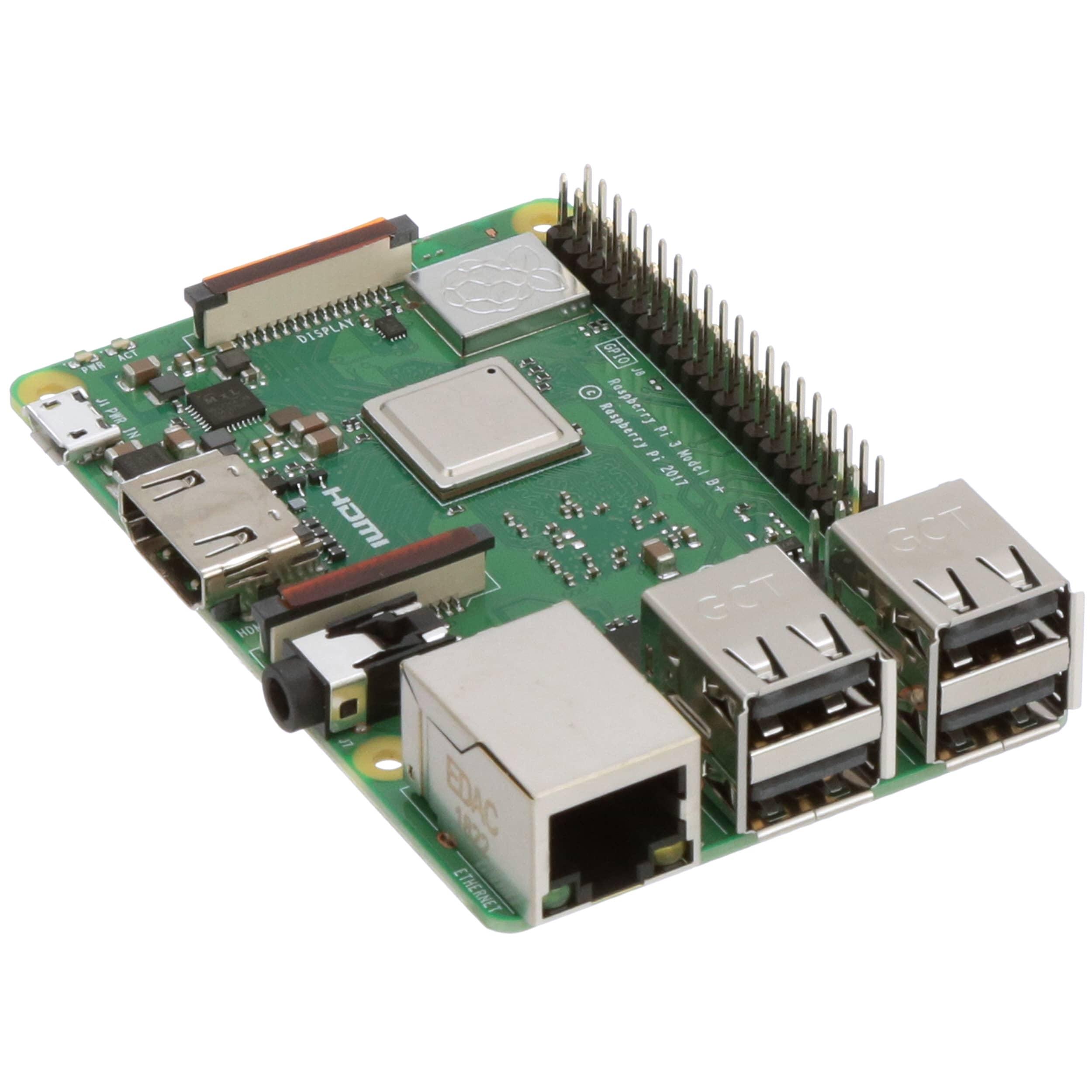 Raspberry Pi 3 Model B Wireless Testing A Pt2262based Remote Control Element14 14ghz 1gb Ram Bcm2837 Allied Electronics Automation