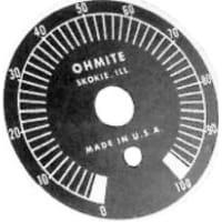 Ohmite 5000E