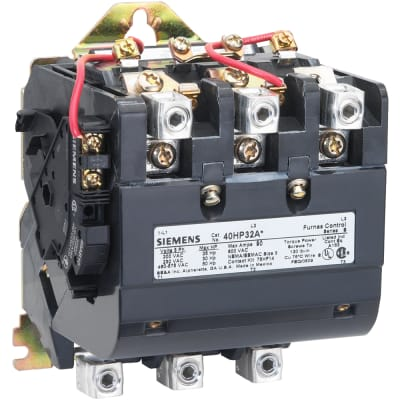 [ZTBE_9966]  Siemens - 40HP32AD - CONTACTOR; SZ3; 3PH; OPN; 208V; - Allied Electronics &  Automation | 208v Contactor Wiring |  | Allied Electronics