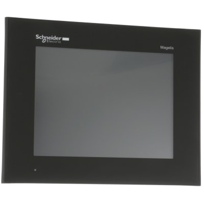 Front Overlay for Schneider HMIGTO4310 HMIGT04310 with Touchscreen Panel