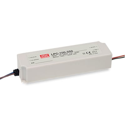 Mean Well USA LPC-100-350
