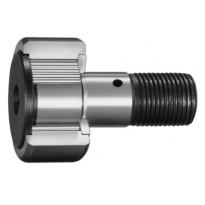10 mm Stud Dia IKO International Inc CF10BUUR Cam Follower 22 mm Roller Dia