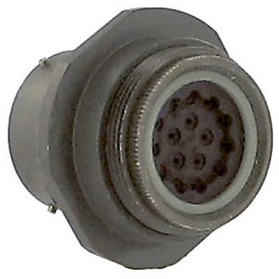 16-PIN SIZE 20 AMPHENOL PT02A-20-16S CIRCULAR  CONNECTOR