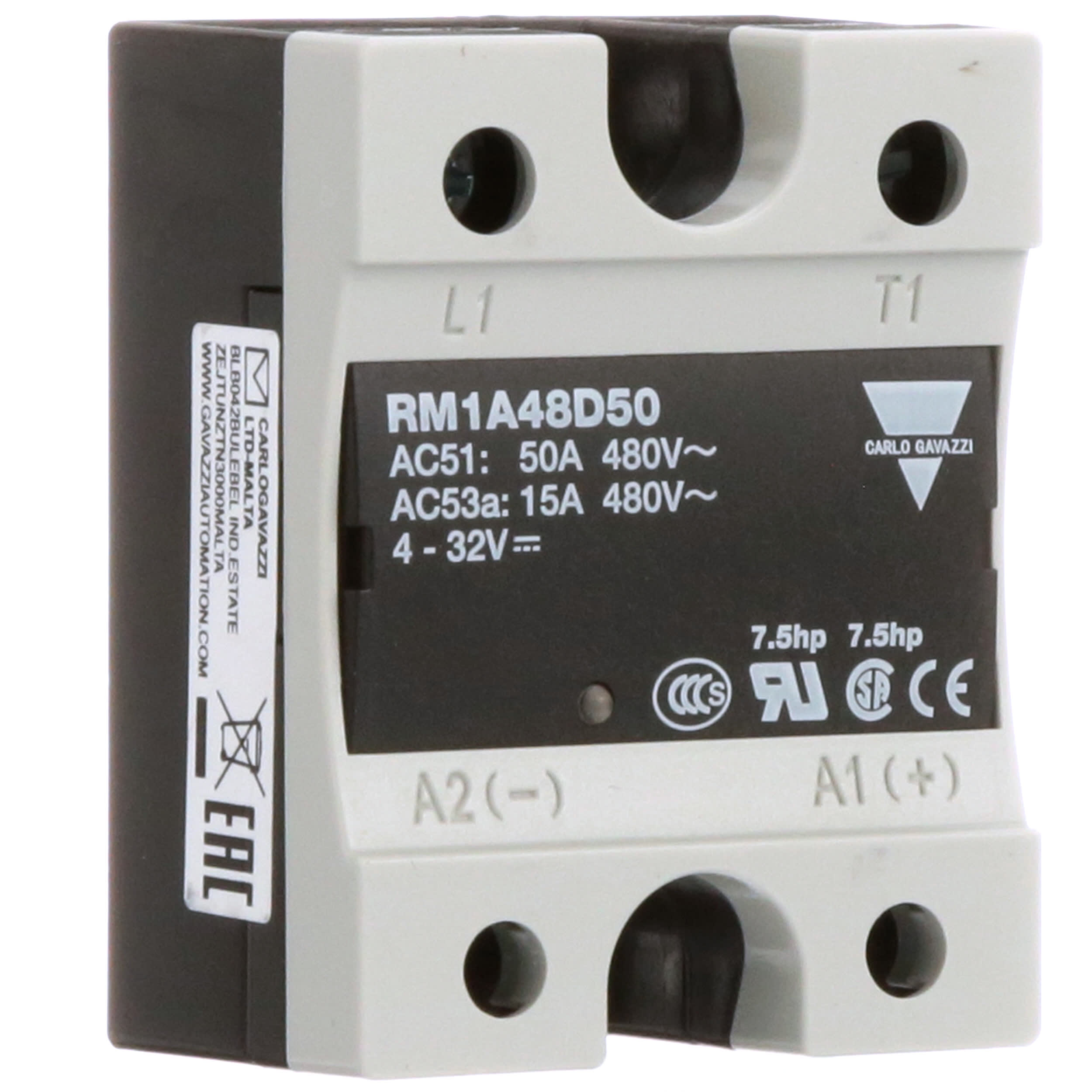 Carlo GavazziRN2A48D30Solid State Relay Refurbished