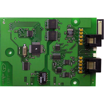 Red Lion G3RS0000 G3 RS-232//RS-484 Carte d/'extension