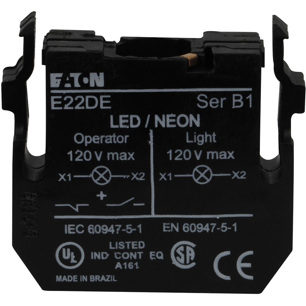 Eaton NSB E22DL24Y Light Accy LED Lamp 24VAC