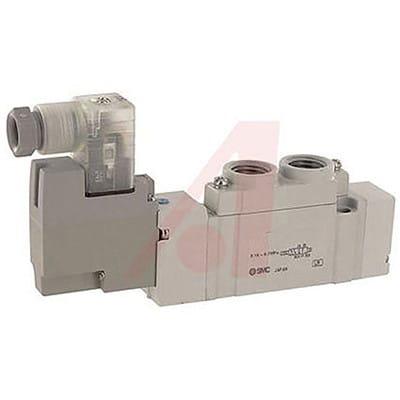 SMC NEW SY7120-5DZ-02 Pnuematic Solenoid New