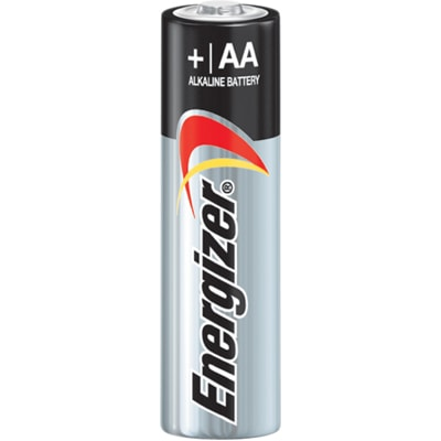 Energizer E91 Battery Non Rechargeable Aa Alkaline Zinc Manganese Dioxide 1 5vdc 2 85ah Allied Electronics Automation