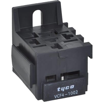 5 Pines Zócalo de relé Quick Connect MPN vcf4-1002 Te Connectivity