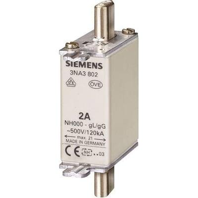 3x Siemens 3na3 130 nh1 500 V 100 A NH sauvegarde utilisation 3na3130 neuf dans sa boîte