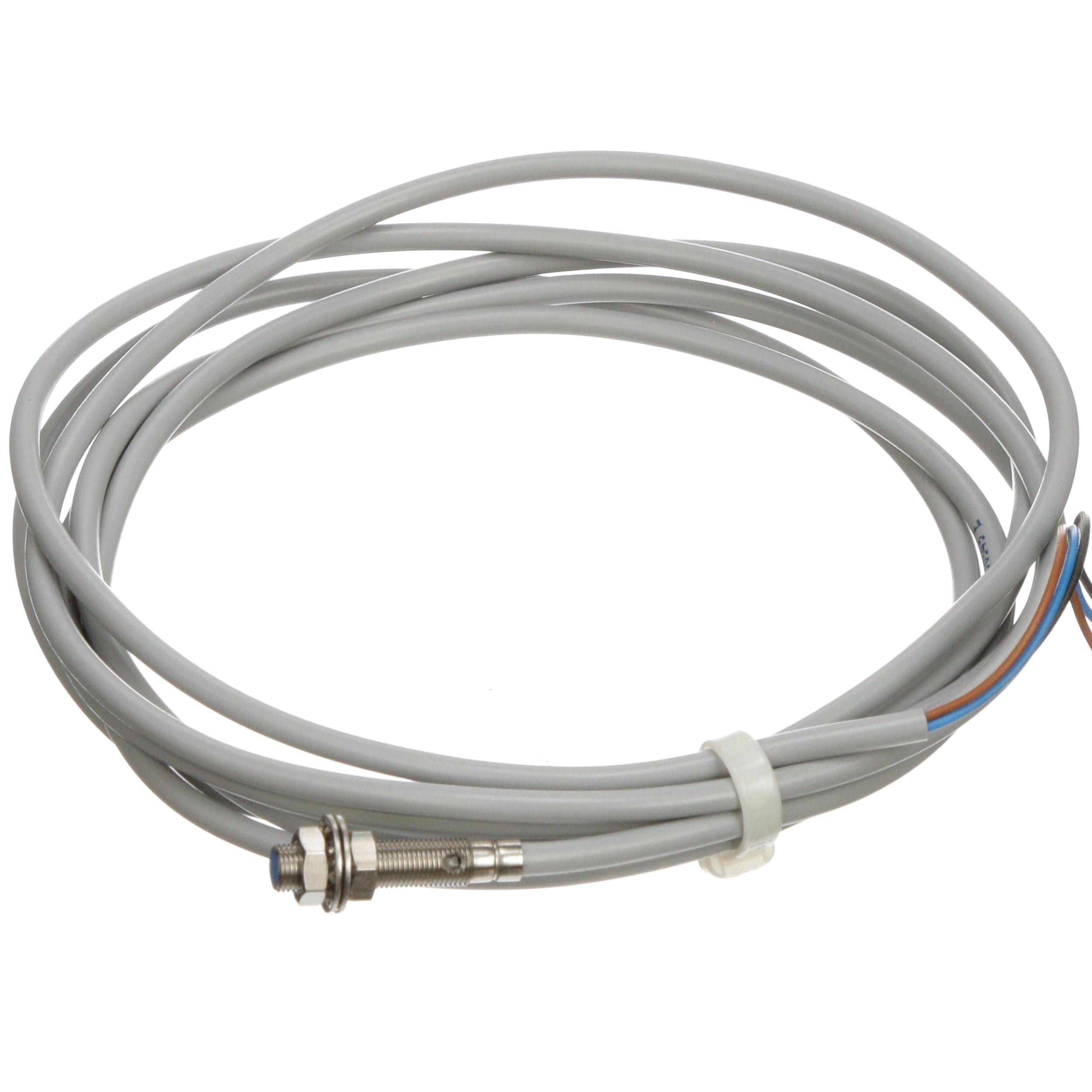 Sick Im05 0b8ps Zw1 Proximity Sensor Inductive Imm 0 8mm Flush Pnp No 2m Cable Imm Series Allied Electronics Automation