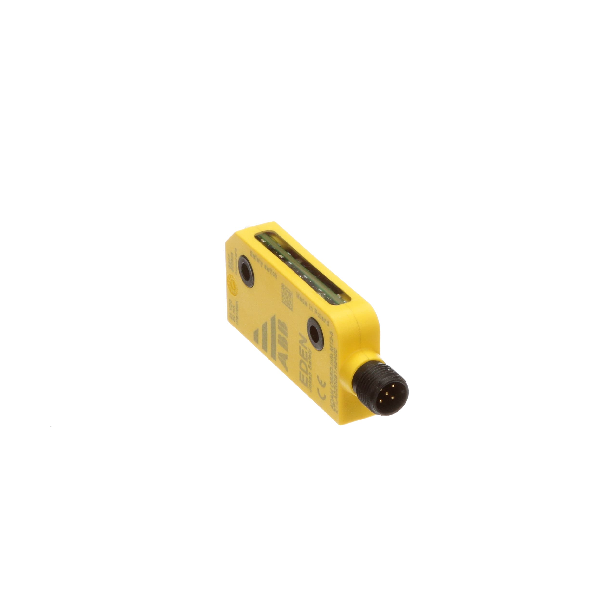 M12 Sensor Straight 5 Position Receptacle AR0500102 SL400 Sensor Cable Free End 49.2 ft AR0500102 SL400 15 m