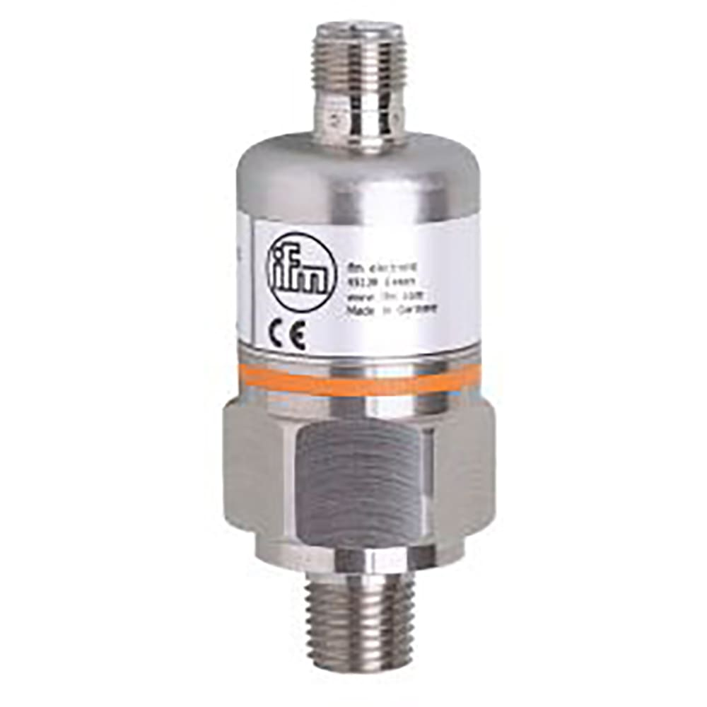 IFM Efector PX3229 Electronic Pressure Sensor -14.5 to 0 PSI Measuring Range