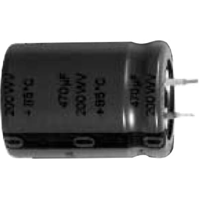 CORNELL DUBILIER   SLPX221M400C3P3   CAP ALU ELEC 400V SNAP IN 220UF