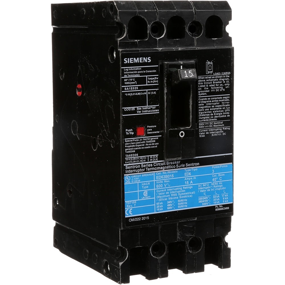 Square D 92444 200a Amp 600v Manual Guide