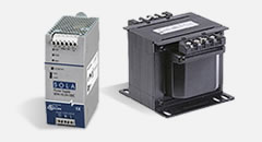 Heavy-Duty Power for Industrial Automation