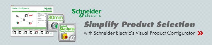 Schneider Electric's Visual Product Configurators
