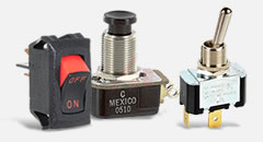 Trusted Switches for Industrial Control