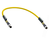 Lumberg Automation M8/M12 Sensor & Actuator Double-Ended Cordsets