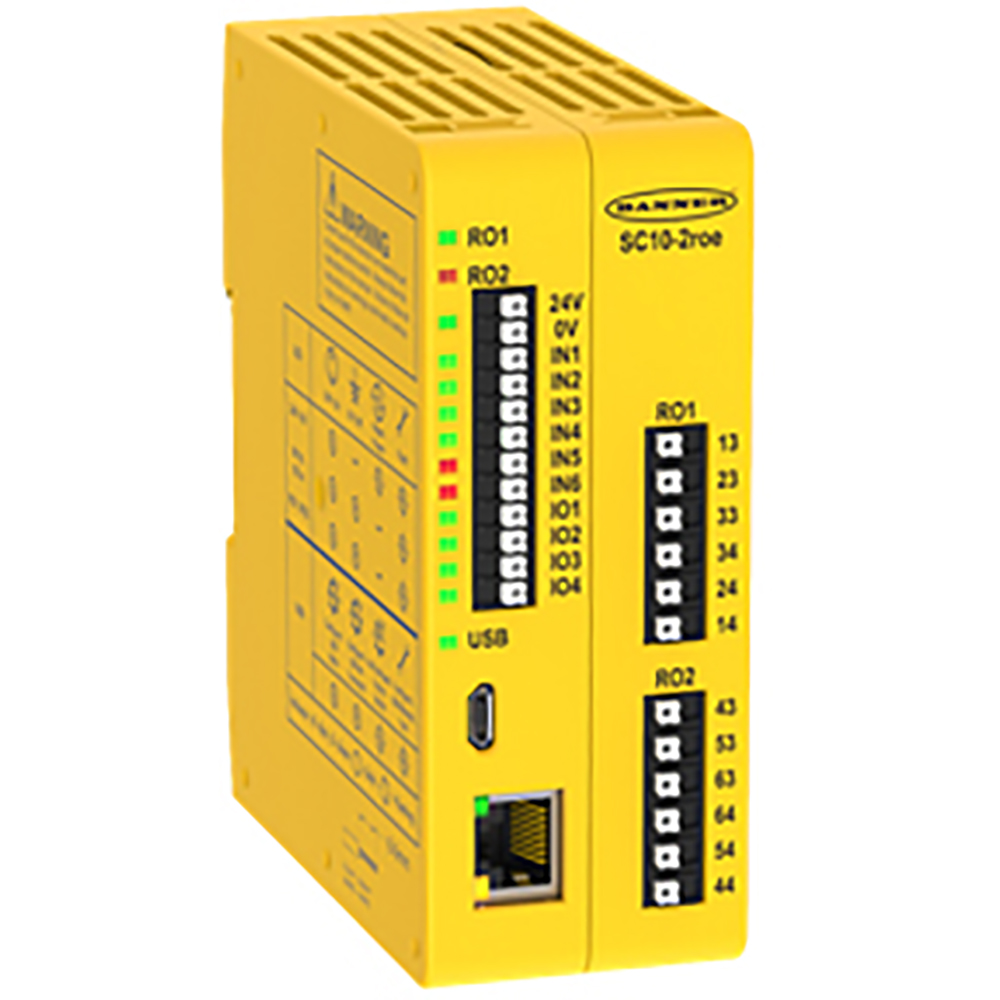 XS/SC26-2 Expandable Safety Controllers