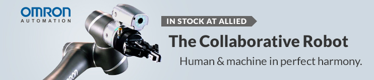 The Cobot: Collaborative Robot from Omron