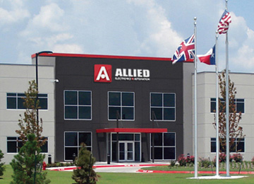 Allied Electronics About Us