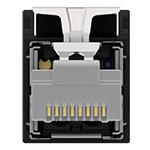 Industrial IP20 RJ45 CAT 6a Plugs