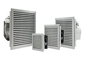 Type-12 Side-Mount Filter Fans