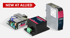 In Stock at Allied: High-Performance Industrial Power